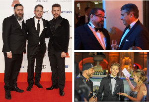 Filmball Collage
